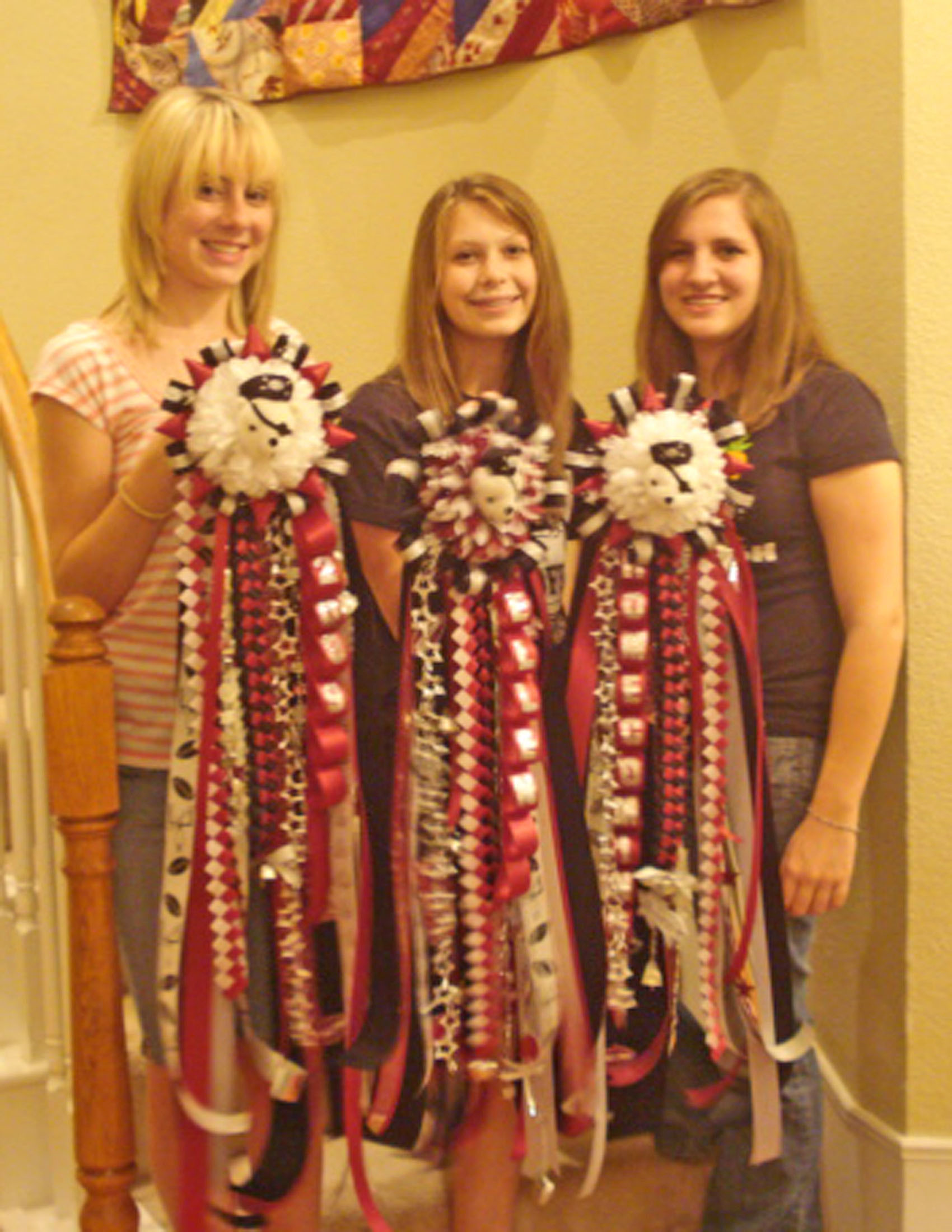 Sink Or Swim Homecoming Mums Texas Style
